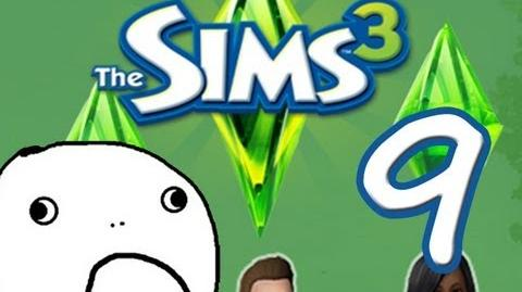 "Sims 3 Let's Play! Episode Nine ""I Hate Dorie"""
