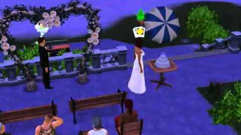 The Sims 3 - Death at a Wedding