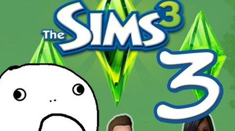 "Sims 3 Let's Play! Episode Three ""Who Is This Nancy?"""