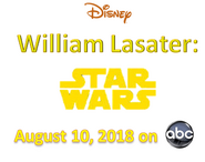 Disney William Lasater Star Wars