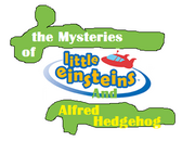 The Mysteries of Little Einsteins and Alfred Hedgehog logo