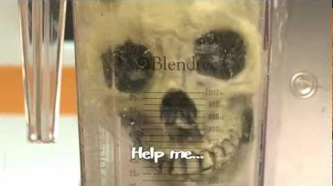 Will it Blend? - Skeleton