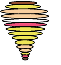 Luan loud spin 1 by jorballata ddoxtpg