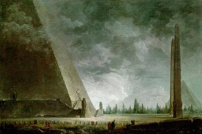 Hubertrobert pyramid