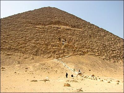 Red pyramid (1)
