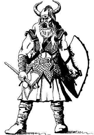 Viking giant