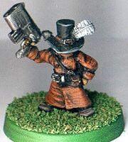 Halfling Gunslinger