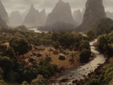 Willow's village