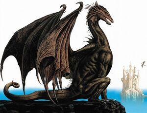 Dragon Shadow Dawn