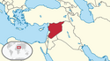 LokalizacjaSyria