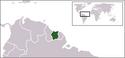 LokacjaSurinam
