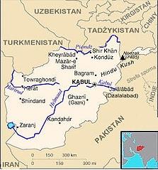 AfganistanMapa