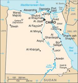 MapaEgipt