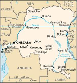 MapaKongo