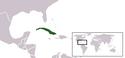 LocationCuba