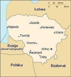 MapaLitwa