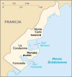 MapaMonako