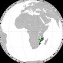 LokacjaMozambik