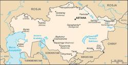 Kaz-map