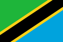 Tanzania flaga