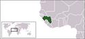 LocationGuinea