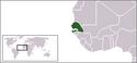 LocationSenegal