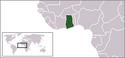 LocationGhana