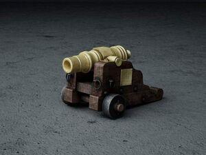 Cerbatanta Cannon