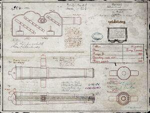 Veldslang blueprint