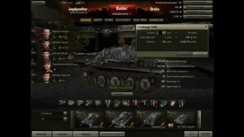 Basic Training Course II. World of Tanks Initial Orientation Part I of II