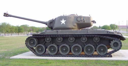 M26-pershing