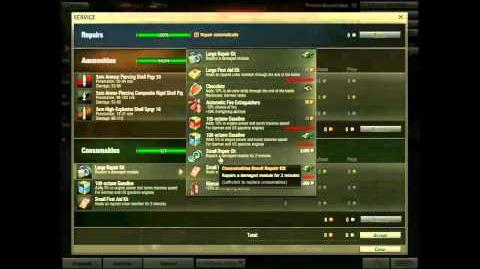 Basic Training Course II. World of Tanks Initial Orientation Part II of II