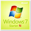 Windows 7 Starter N logo v