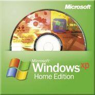 Windows XP Home Edition disco