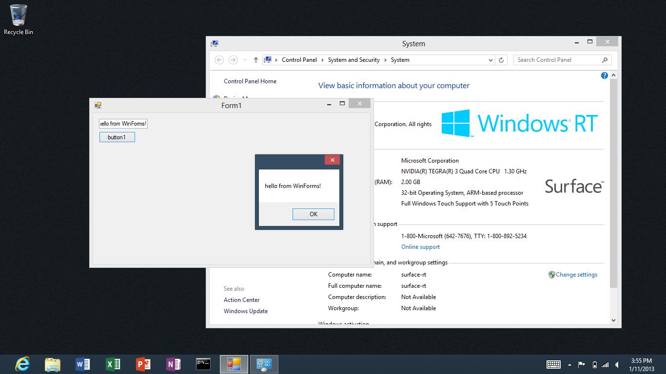 Windows RT | Microsoft Wiki | FANDOM powered by Wikia