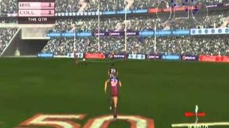 AFL Live Premiership Edition - Xbox Gameplay