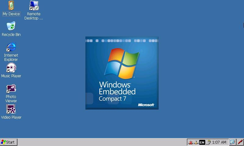 Windows Embedded Compact 7 | Microsoft Wiki | FANDOM powered