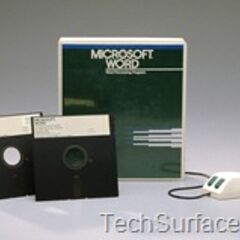 1983 as Microsoft Office 1.00