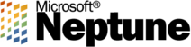 Windows Neptune logo and wordmark