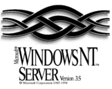 Windows NT Server 3.5 21.09.1994
