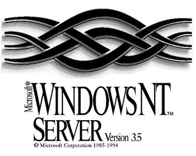 Windows NT Server 3.5 21.09.1994