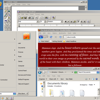 Windows 7 with Windows Classic desktop theme.