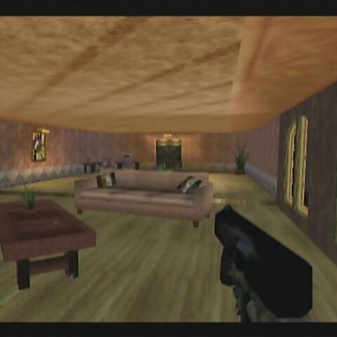 Perfect Dark for Nintendo 64.