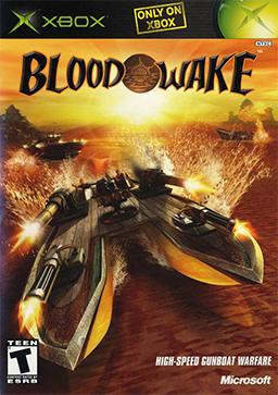 Blood Wake Coverart