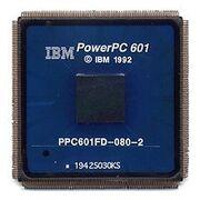 IBM PowerPC601 PPC601FD-080-2 top