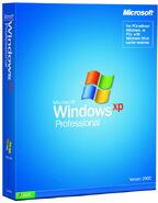 Windows XP Professional caja