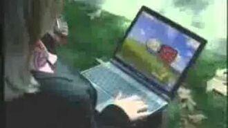 Windows XP Reklama