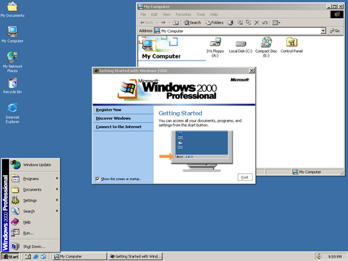 Windows 2000 | Microsoft Wiki | FANDOM powered by Wikia