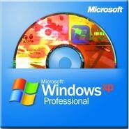 Windows XP Professional disco
