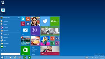 Start Menu in Windows 10 (Windows 10)